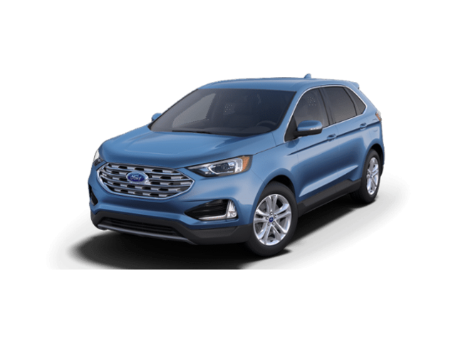 New 2019 Ford Edge SEL Crossover in Sturgis, SD